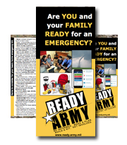 Image-Ready Army brochure